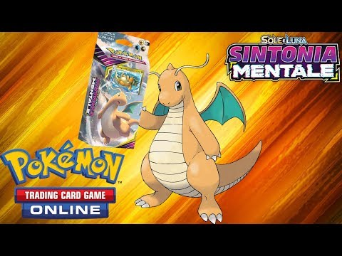 #2 DECK POKEMON - TURBINE RUGGENTE - SINTONIA MENTALE