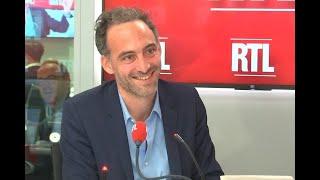 """Raphaël Glucksmann sur RTL : """"Mon but n'est pas d'être député européen"""""""
