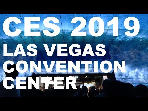 CES 2019 Las Vegas Convention Center