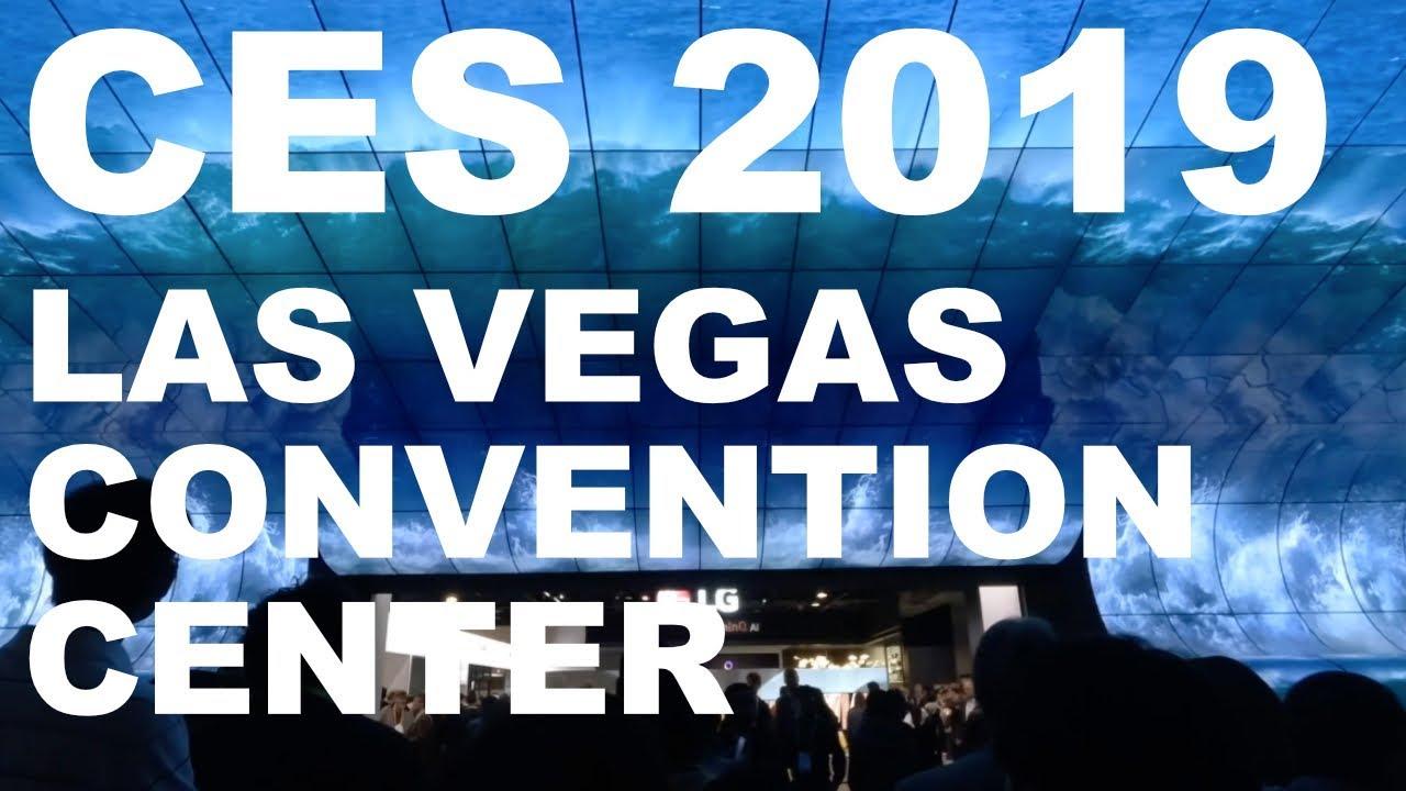 CES 2019 Las Vegas Convention Center