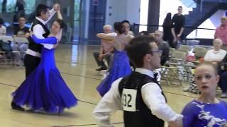 DDSI 2016 Gold Tango - Denny & Quinny