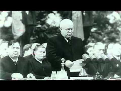 Nikita Khrushchev  Takes Control of USSR