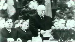 Nikita Khrushchev - Takes Control of USSR