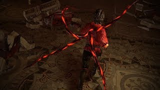 Path of Exile: Demon Parasite Back Attachment