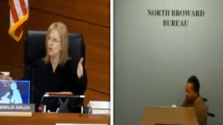 Judge Viciously Berates Woman In Wheelchair (VIDEO)