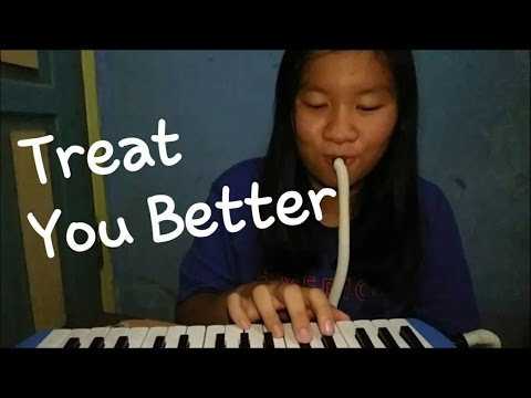 Shawn Mendes - Treat You Better | Melodica Cover