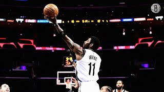 Kyrie Irving 28 Points Vs. Los Angeles Clippers