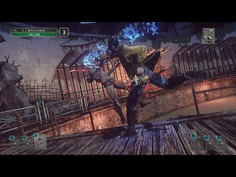 Let It Die - First 60 Minutes of Gameplay