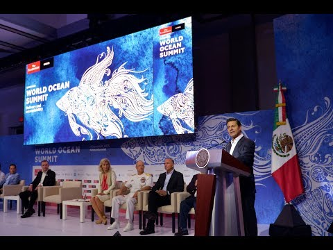Cumbre Mundial del Océano 2018 (World Ocean Summit 2018)