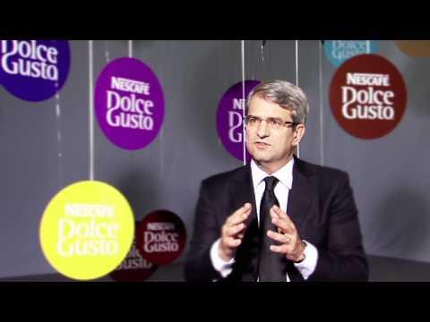 Laurent Freixe's Role at Nestlé