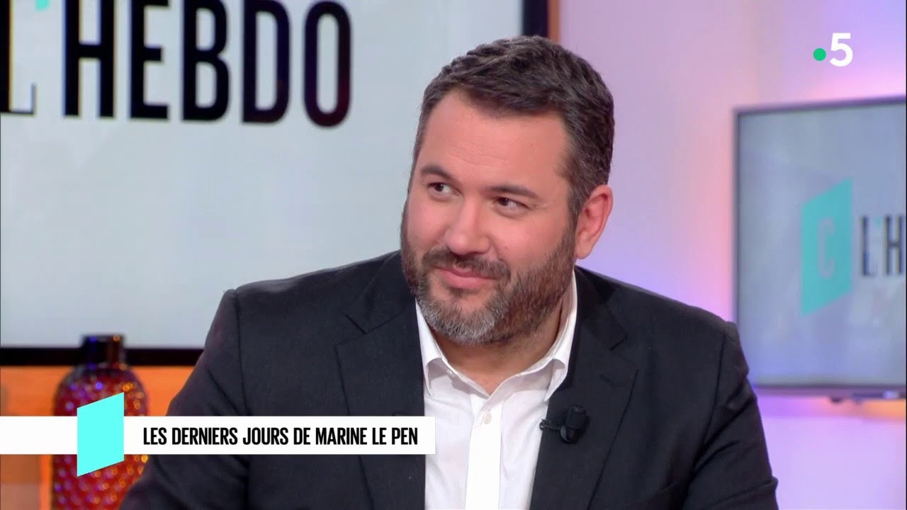 Les derniers jours de Marine Le Pen - C l'hebdo - 14/04/2018