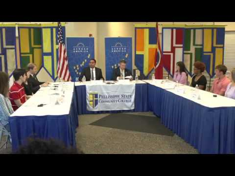 U S  Secretary of Education Visits Pellissippi State