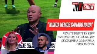 PICANTE debate: ¿Colombia está obligada a ganar la Copa América?