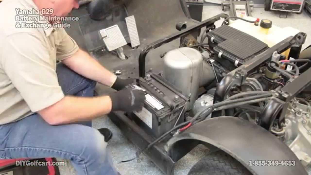 Yamaha G29