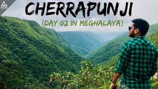 Cherrapunji Sight Seeing & Zip Linning in Sohra || Day 02 in Meghalaya || Araf Intisar || Vlog #08