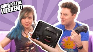 Show of the Weekend: SEGA Mega Drive Mini and Donald Duck's Cowering Streets of Rage