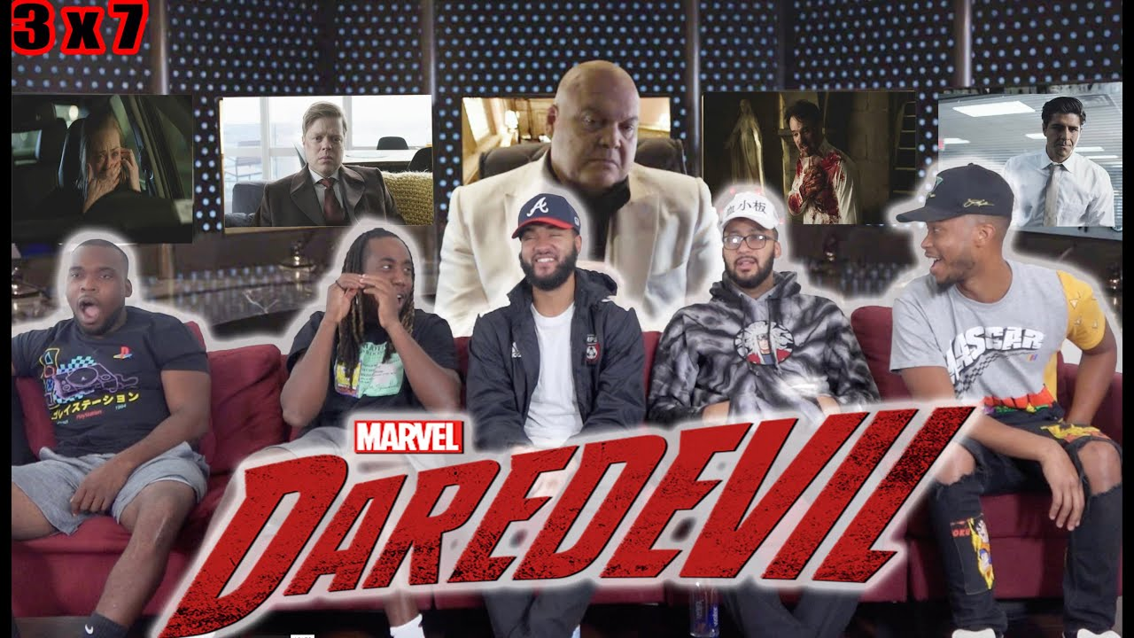 """Download Daredevil 3 x 7 """"Aftermath"""" Reaction/ Review"""