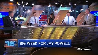 Powell will likely disappoint the markets, strategist says