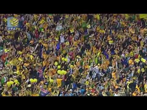 FFA TV: Mark Bresciano looks back on Australia v Uruguay (2005)