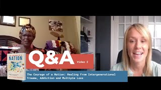Author Q&A. Video # 2 The Courage of a Nation Chapter 1