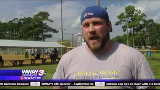 Michael McGowan Softball Tournament Takes Place in Carolina Beach