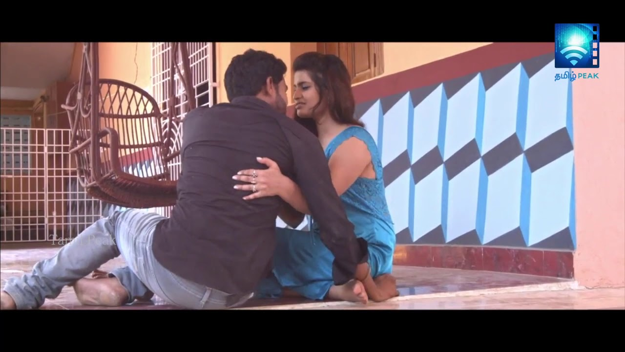 Hot Romantic kissing love Tamil scene | couple enjoyed scene