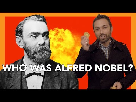 WHO WAS ALFRED NOBEL? - Nobel Peace Prize Concert