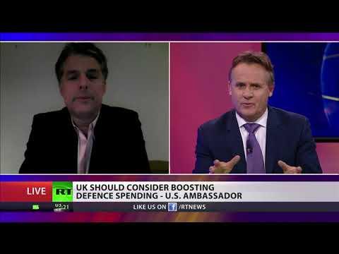 UK should consider boosting defence spending - US ambassador