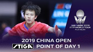 China Open - point of the day