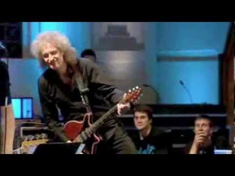 Gimme Some Lovin' Brian May & Elio Pace Weekend Wogan 15-08-2010