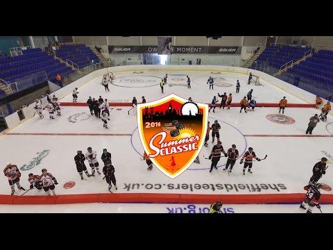 UK Summer Classic 2016 - England's first 3v3 ice hockey tournament