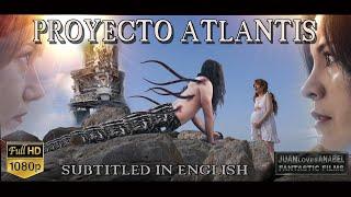 Trailer  PROYECTO ATLANTIS,  (ciencia ficción) full HD