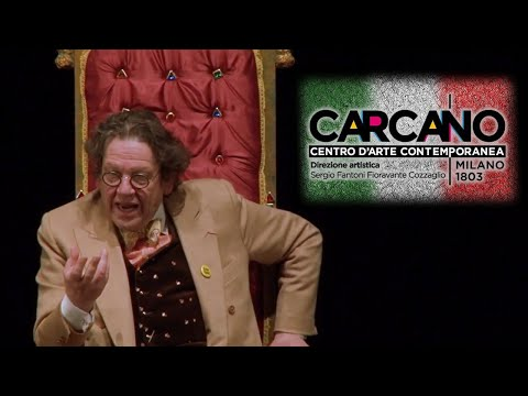 I paesaggi dell'italia - Teatro Carcano - Philippe Daverio