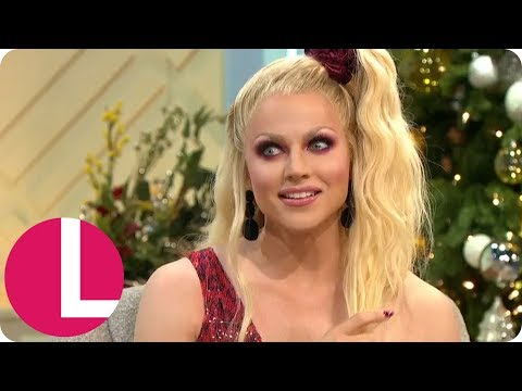 Courtney Act Would Love to Put Piers Morgan in Drag | Lorraine