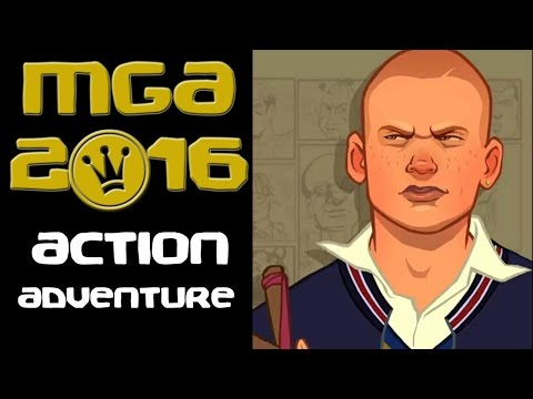 Best Android Action Adventure Game - Mobile Game Awards 2016