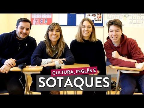 INGLÊS EM DIFERENTES SOTAQUES (legendas em Inglês e Português)