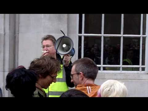 Tom Robinson at the Save 6Music Demo