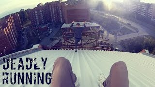 �������� ���� DEADLY RUNNING / PARKOUR ОТ ПЕРВОГО ЛИЦА НОВОУРАЛЬСК ������