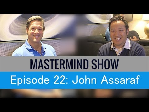 "John Assaraf on ""The Secret"" of a Self-Made Billionaire"