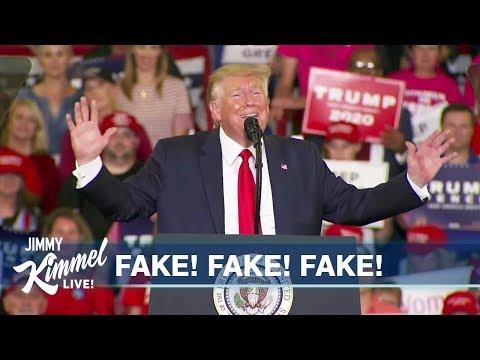 "Trump ""Fires"" Bolton & More Lies"
