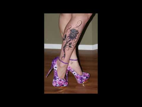 Tattoo Ideas For Women On Legs