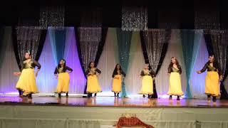 Jilka Jilka Re | Kannada song & dance ( Pushpaka Vimana movie ) dance performance by Indian Ladies