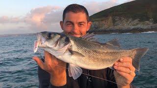 Bass Fishing - Lure Fishing For Bass - Bass Fishing UK