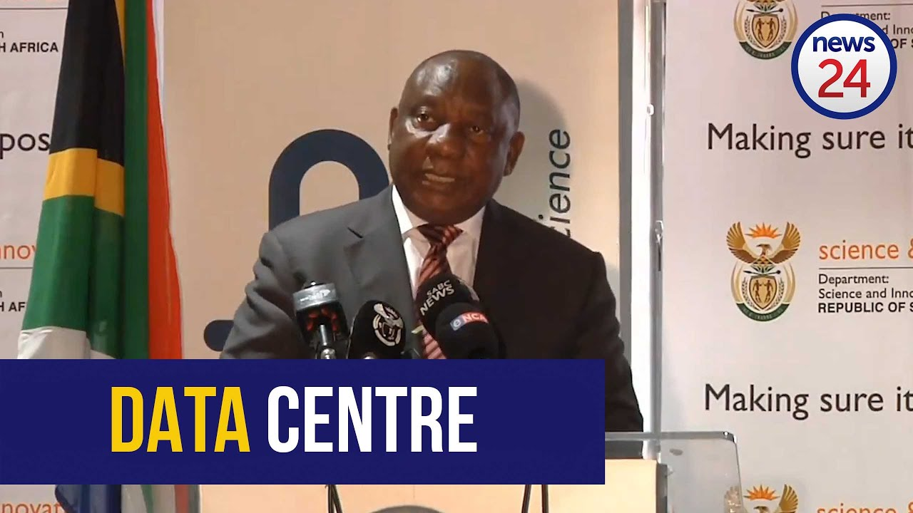 WATCH | President Ramaphosa impressed by the Department of Health's Covid-19 information centre - News24