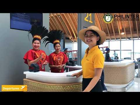 New Mactan-Cebu International Airport Terminal 2 by PHILINTER