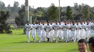2012年のオリックス・バファローズ春季キャンプが2月1日宮古島市民球場...