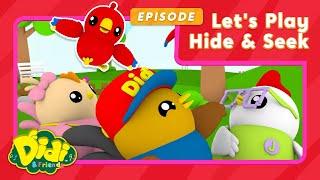 Let's Play Hide & Seek   Nursery Rhymes & Song For Kids   Didi & Friends English