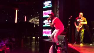 Elliot - Weak SWV - Maryland Live Karaoke