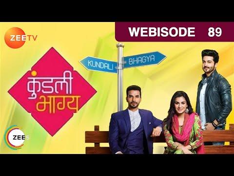 Kundali Bhagya - कुंडली भाग्य - Episode 89  - November 13, 2017 - Webisode