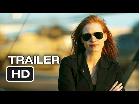 Zero Dark Thirty TRAILER #2 (2012) - Kathryn Bigelow, Bin Laden Movie HD